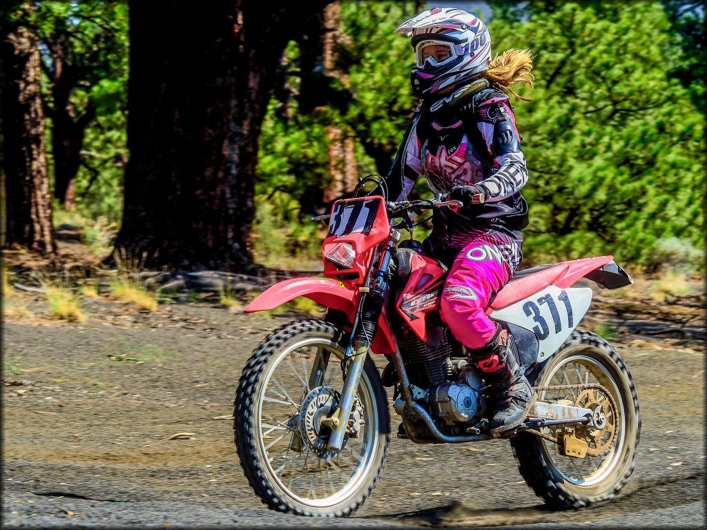 Cinder Mountains AZOP Race Photo