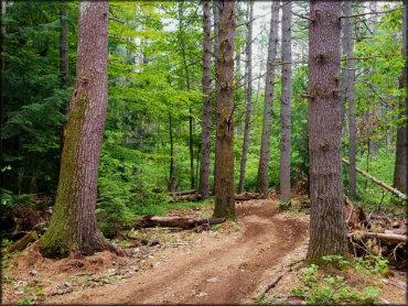 Hopkinton-Everett Trail System - New Hampshire Motorcycle