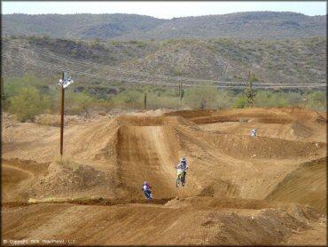 Canyon Motocross Arizona Motorcycle And Atv Trails