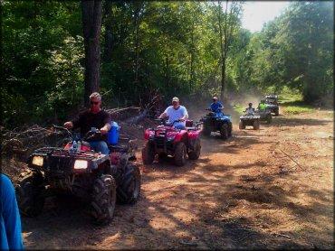 Crossroads ATV / OHV and Recreation Park - Mississippi