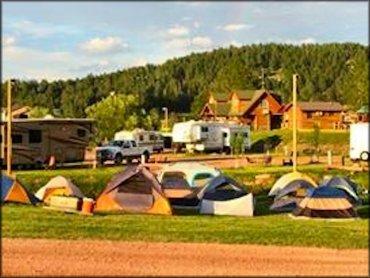 Trailside Park Resort South Dakota Motorcycle And Atv Trails