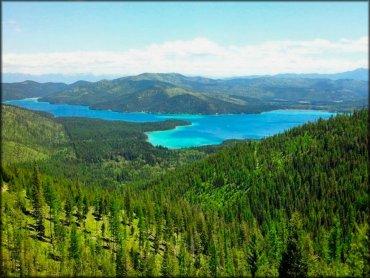 Ashley Lake Ohv Trail System Montana Motorcycle And Atv