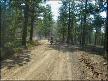 Boca Reservoir - California Motorcycle and ATV Trails