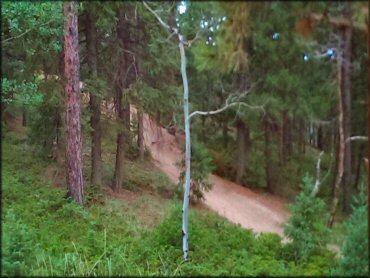 Rampart Range Colorado Motorcycle And Atv Trails