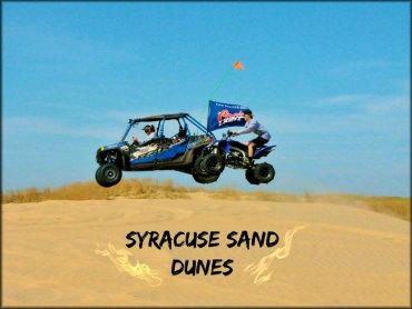 syracuse sand dunes kansas motorcycle and atv trails
