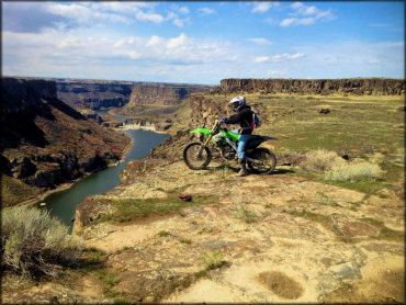 devils corral idaho motorcycle and atv trails