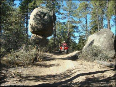 Alto Pit Ohv Area Arizona Motorcycle And Atv Trails