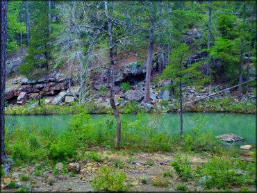 Sugar Creek Trail Arkansas Motorcycle And Atv Trails