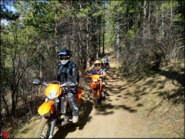 liberty lake orv area washington motorcycle and atv trails