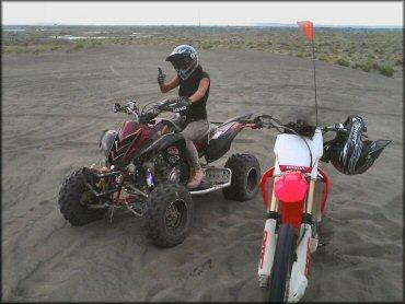Moses Lake Sand Dunes Washington Motorcycle And Atv Trails