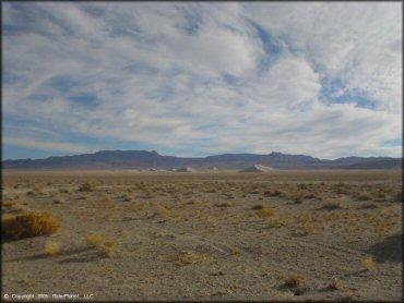 Tonopah Dunes Nevada Motorcycle And Atv Trails
