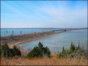Kaw Lake Orv Area Oklahoma Motorcycle And Atv Trails