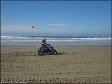 Ohv At Oceano Dunes Svra Dune Area