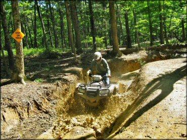 South Pedlar Atv Trail System Virginia Motorcycle And Atv Trails