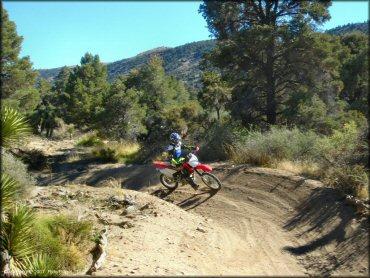 Big Bear Lake California Motorcycle And Atv Trails