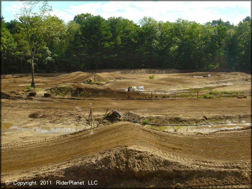dirt bike tracks in ct