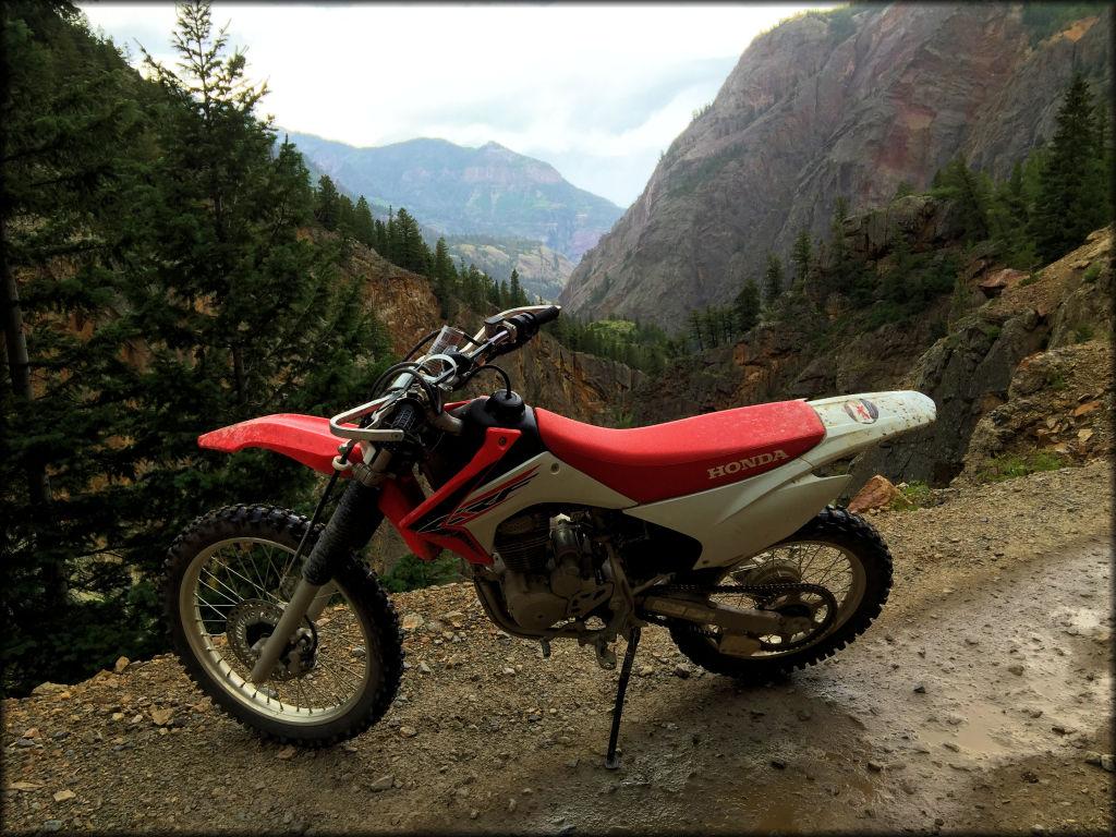 Colorado atv trails 12