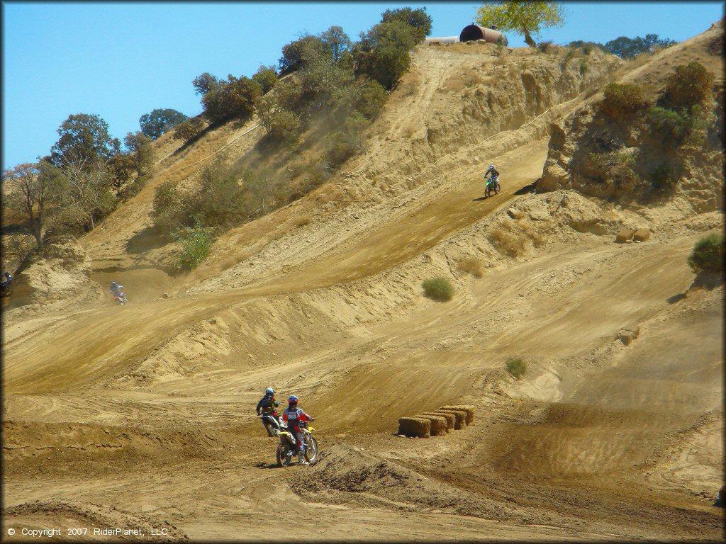 Diablo Mx Ranch California Motorcycle And Atv Trails
