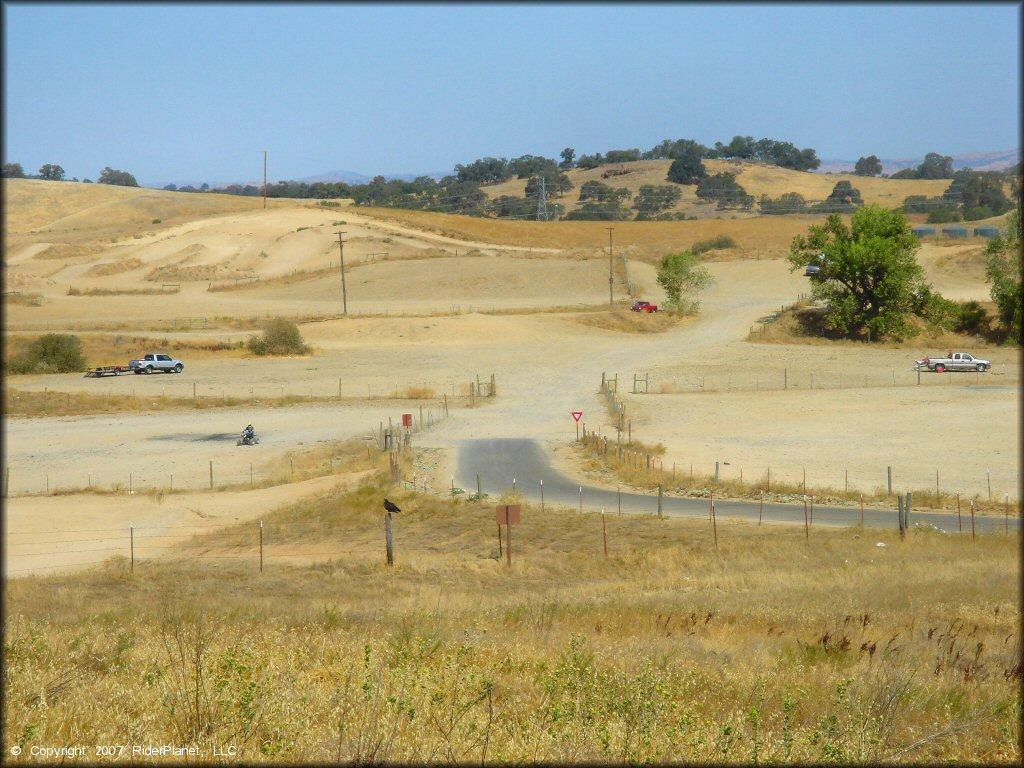 La Grange Ohv Park California Motorcycle And Atv Trails